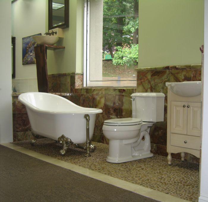 Coastal Plumbing Supply Kitchen Bath Showroom: Kitchen & Bathworks
